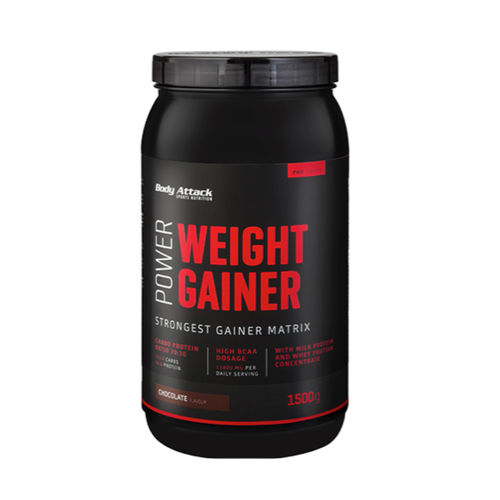 Body Attack Power Weight Gainer 1500g Dose
