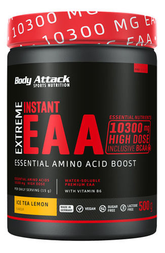 Body Attack Extrem Instant EAA 500g Dose