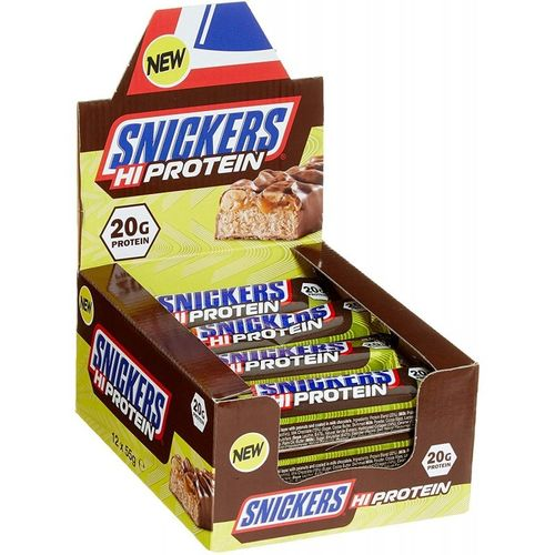 Snickers Hi Protein Bar 12x55g