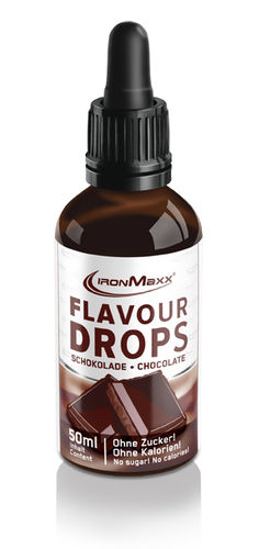 IRONMAXX Flavour Drops 50ml