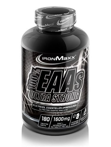 IRONMAXX EAA'S Ultra Strong 180 Tabs