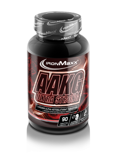AAKG Ultra Strong 90 Tabs