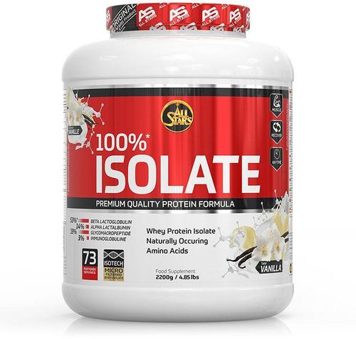 ALL STARS 100% Isolate Protein 2200g Dose