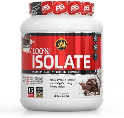 ALL STARS 100% Isolate Protein 900g Dose