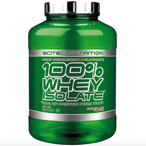SCITEC NUTRITION 100% Whey Isolate 2000g Dose