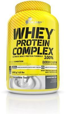 OLIMP Whey Protein Complex 100% 1800g Dose