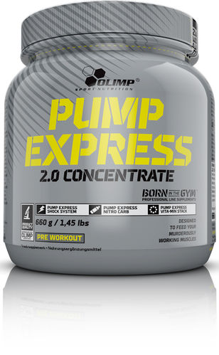 OLIMP Pump Express 2.0 Concentrate 660g Dose