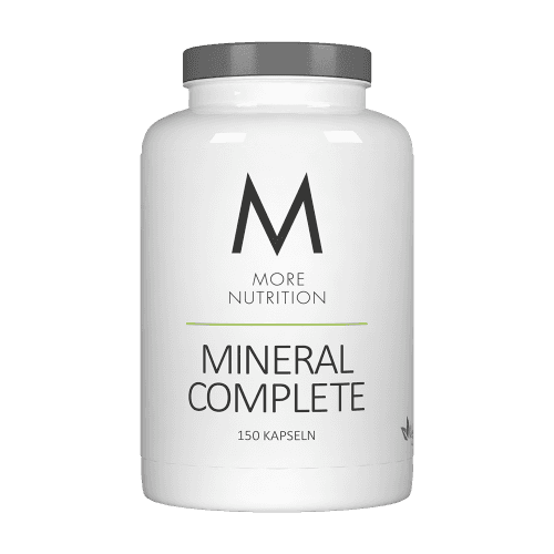 More Nutrition Mineral Complete 150 Caps