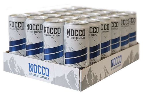 NOCCO BCAA Drink 24x330ml