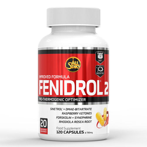 ALL STARS Fenidrol 2 120 Caps