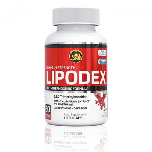ALL STARS Lipodex 120 LiCaps