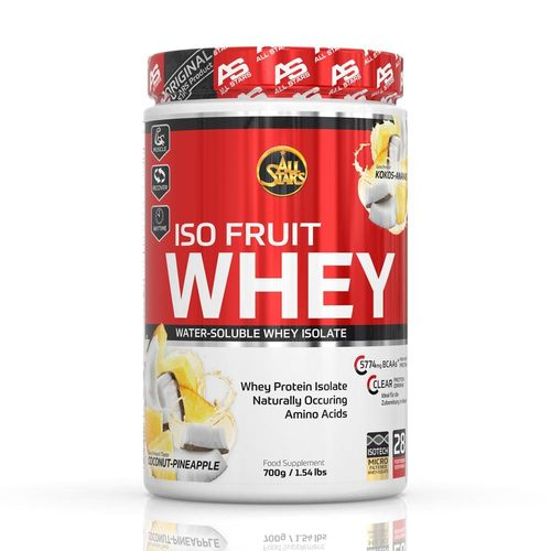 ALL STARS Isowhey Fruit 700g Dose