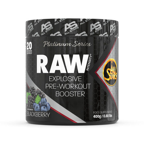 ALL STARS Raw Intensity Pre Workout Booster